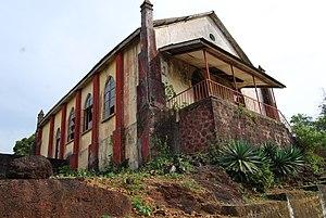 Robertsport - Image: Church in Robertsport, 2009
