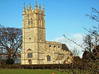 Hawton Human settlement in England