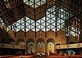 Church of Our Lady of Czestochowa (interior), 7 osiedle Szklane Domy, Nowa Huta, Krakow, Poland.jpg