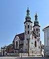 Church of St. Andrew, 54 Grodzka street, Old Town, Kraków, Poland.jpg