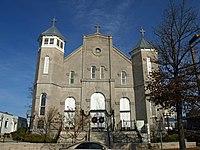 Church of the Visitation Huntsville Dec2009 01.jpg