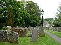 Churchyard, Northleach - geograph.org.uk - 829919.jpg