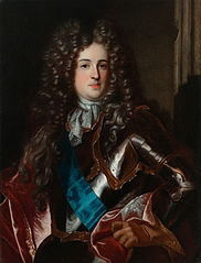 Portrait of Aleksander Benedykt Sobieski