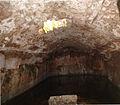 Cistern (inside) Santa Àgueda.jpg