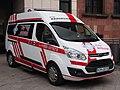 City Ambulance Krankenwagen in Saarbrücken Bild 2.JPG