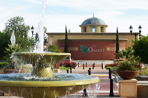 Oakley mailbbox