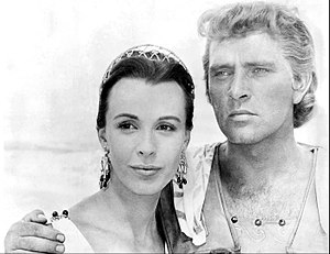 Alexander the Great (1956 film) - Claire Bloom and Richard Burton