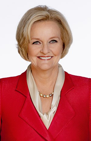 Claire McCaskill - Image: Claire Mc Caskill, 113th official photo