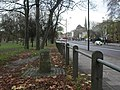 Clapham Common, milestone - geograph.org.uk - 1607250.jpg