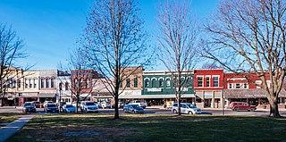 Clarinda, Iowa City in Iowa, United States
