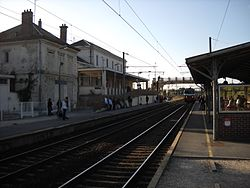 Estación de Clermont-de-l'Oise