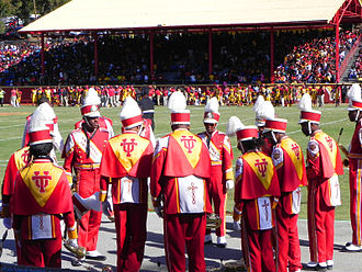 Tuskegee Golden Tigers football - Tuskegee University's historic Cleveland Leigh Abbott Memorial Alumni Stadium