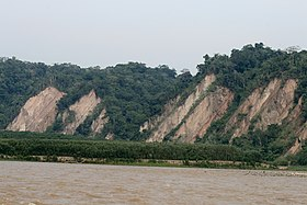 Cliffs along Tuichi River, Bolivia.jpg