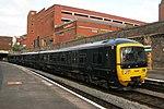 Clifton Down - GWR 166206 Avonmouth service.JPG