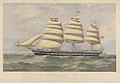 Clipper Ship Hesperus - Messrs Anderson Anderson and Co Owners - and Messrs Robert Steele and Co, Builders, Greenock RMG PY8588.jpg