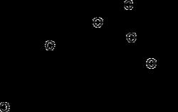 Struktur von Clobetasolpropionat