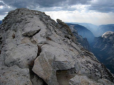 Clouds Rest in Yosemite National Park