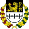 Coat of Arms of Bagrationovsky rayon (Kaliningrad oblast).png
