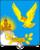 Coat of Arms of Ostrogozhsky rayon (Voronezh oblast)