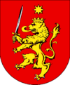 Coat of Arms of Paryčy.png