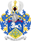 Description de l'image Coat of Arms of Peter Phillips.png.