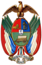 Coat of arms of South African Republic