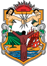 Coat of arms of Baja California.svg