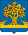 Coat of arms of Dubovsky district 2007 01.png