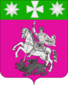 Coat of arms of Irlievskoye.png