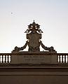 Coat of arms of Pius IX in Quirinale.jpg
