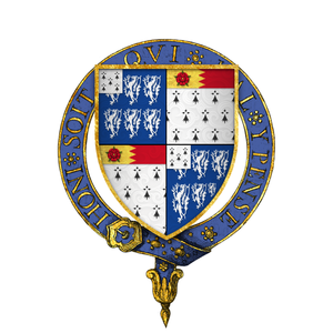 Thomas Cheney - Arms of Sir Thomas Cheney, KG