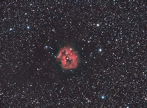 "IC 5146 - Amateur image of IC 5146 ""Cocoon Nebula"" by Chuck Ayoub"