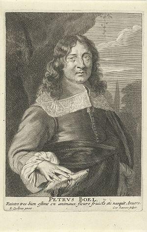 Pieter Boel - Pieter Boel after Erasmus Quellinus II