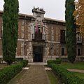 Colegio de Santa Cruz, Valladolid. Hospedería.jpg
