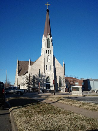 Pittsburg, Kansas - Our Lady of Lourdes Catholic Church (2012)