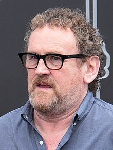 Colm Meaney 2016.