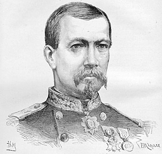 Tonkin Expeditionary Corps - Lieutenant-Colonel Anicet-Edmond-Justin Bichot (1835–1908)