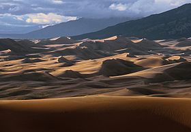 Image illustrative de l'article Parc national et réserve de Great Sand Dunes