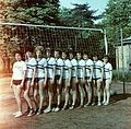 Colorful, volleyball Fortepan 58534.jpg