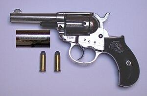 """Colt M1877 - Colt M1877 """"Lightning"""""""