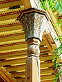 Column capital. Yarkand mosque.jpg