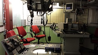 Meløyvær Fortress - Image: Command Center Main Operations Room
