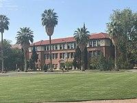 Communications Building at U of AZ, 4-10-17.jpg