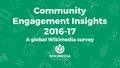 Community Engagement Insights - Wikimania 2017.pdf