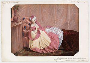 Virginia Oldoini, Countess of Castiglione - Image: Comtesse de Castiglione
