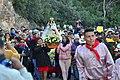 Con la Virgen del Quinche (Ecuador) en Torreciudad 2017 - 012 (38471754592).jpg