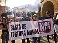 Concentraciones contra las corridas de toros (Extremadura) (7362163514).jpg