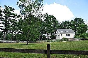 Thomas Mott Shaw Estate - Image: Concord MA Thomas Mott Shaw Estate