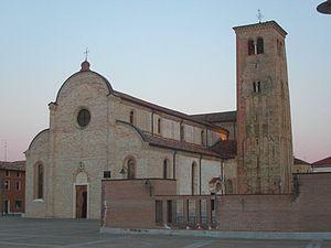 Concordia Sagittaria - Cathedral of Concordia Sagittaria.