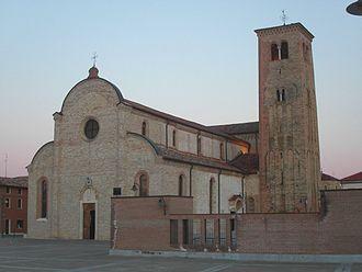 Roman Catholic Diocese of Concordia-Pordenone - Concordia Sagittaria Cathedral